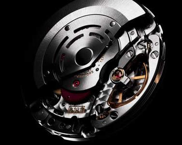 mouvement automatique Rolex