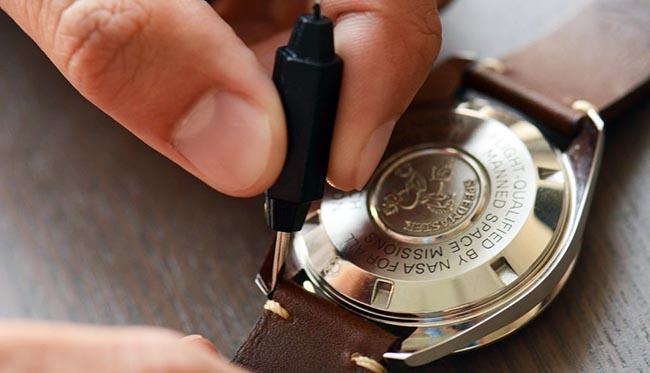changer son bracelet de montre
