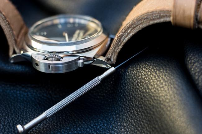 comment changer son bracelet de montre