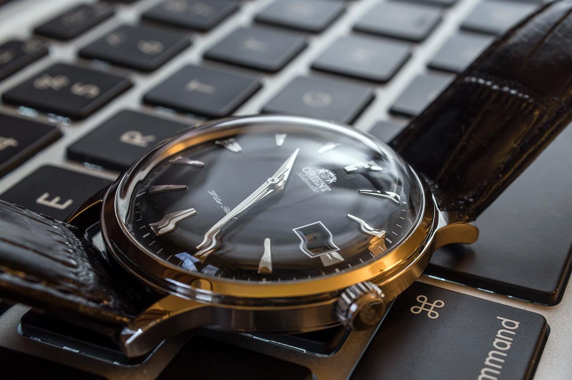 Verre de montre bombé