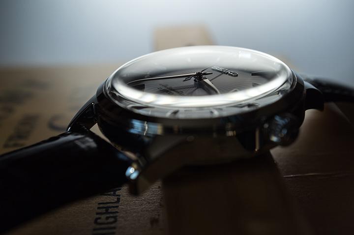 verre de montre bombé seiko