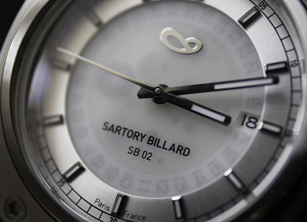 cadran Sartory Billard sb02