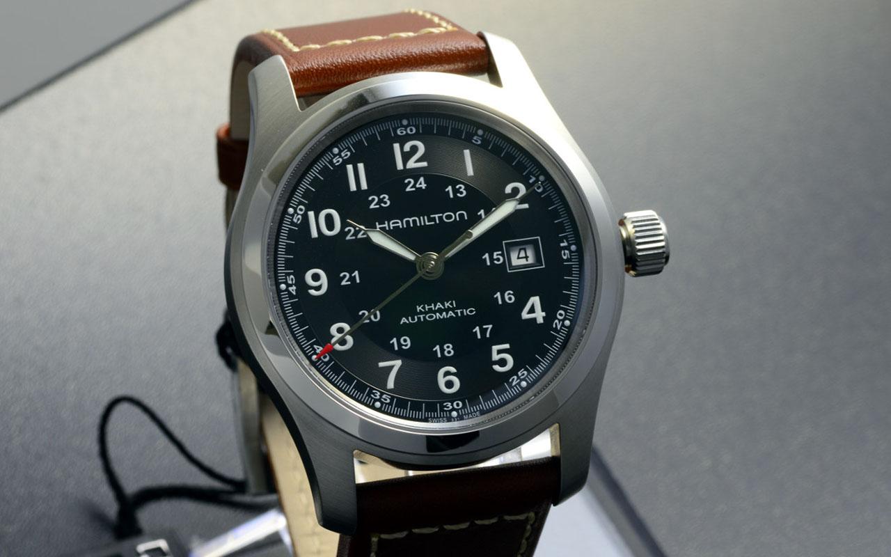 guide des montres automatiques à moins de 500€