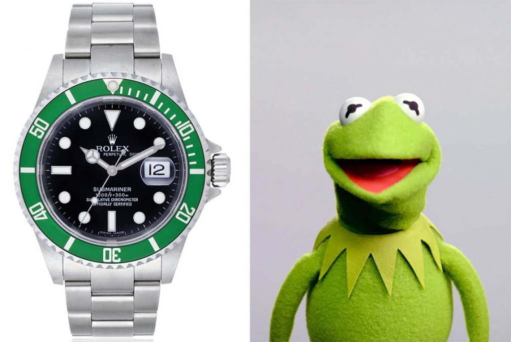 rolex-submariner-kermit