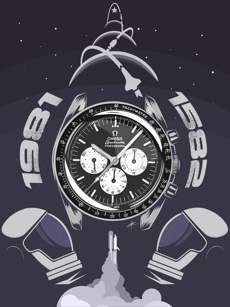 Watchoniste speedmaster 2